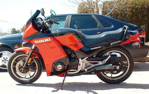 1986 Suzuki Gs550 1986 Suzuki Gsx 550 Ef Moto Zombdrive