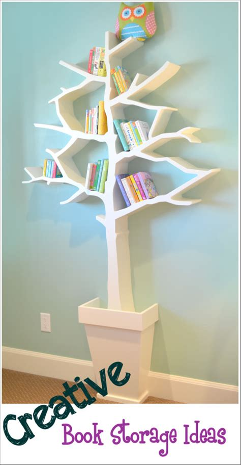 book storage ideas creative book storage organization ideas
