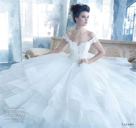 Lazaro Wedding Gowns 2013 by Lazaro 2013 Wedding Dresses Wedding Inspirasi