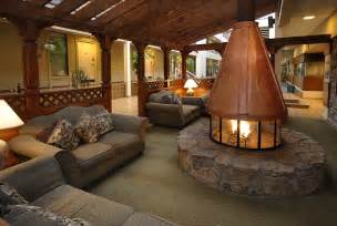 Indoor Firepits Christie Lodge