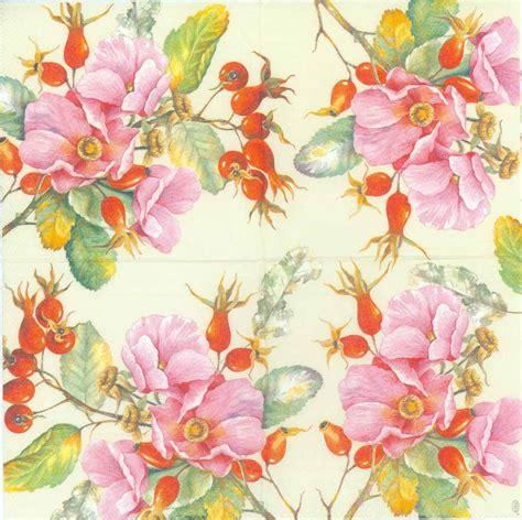 Paper Napkins Decoupage - decoupage paper napkins of roses chiarotino