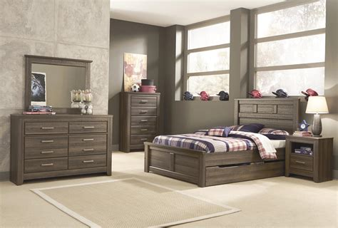 ashley signature bedroom furniture signature design by ashley juararo full bedroom group