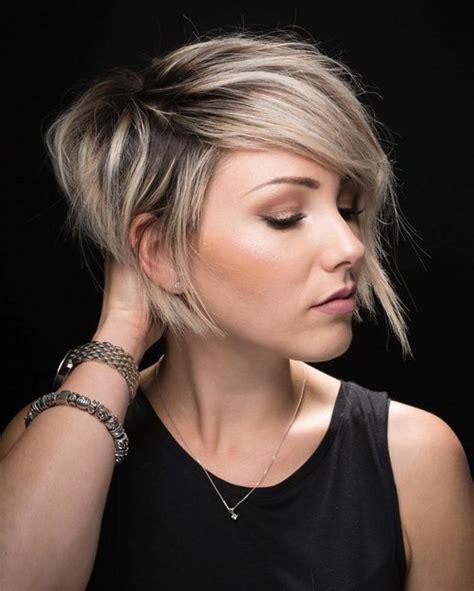 coiffure blond trs clair mi carr tendance cheveux 1001 variantes de coupe courte pour rafra 238 chir votre look
