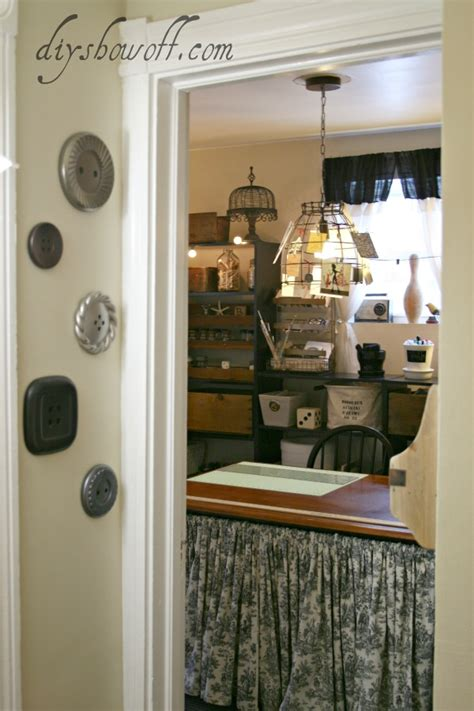 vintage craft room diy room decor vintage try these other diy decorating