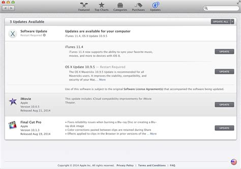 Upgrade Os Macbook update os x and app store apps on your mac apple support