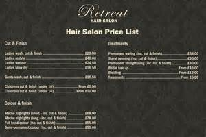 jcpenney hair salon price list black hair salon price lists pictures to pin on pinterest
