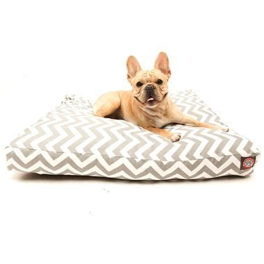 chevron dog bed 17 best images about chevron pets on pinterest navy