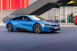 Www Protonic Bmw I8 Photo Gallery In Protonic Blue