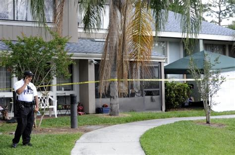 Orlando Apartment Complex Shooting Fbi Cleared In Fatal Florida Shooting Of