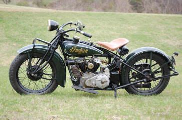 Indian Motorrad 1950 by 1929 Indian 101 Scout I Vintage Indians Motorcycles