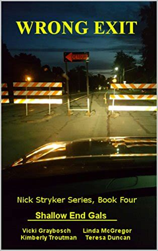 Eastern Reporter Second Series Bluebook by Wrong Exit Nick Stryker Series Book Four Freado