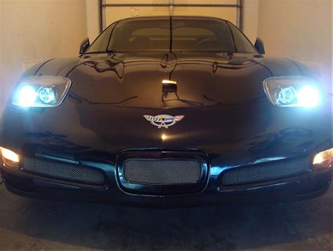 c5 corvette fixed headlight conversion autos post