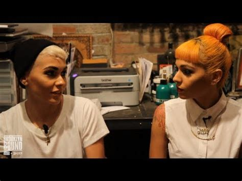 nina sky brooklyn bound interview at saved tattoo episode