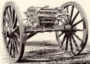machine guns civil war the machine gun
