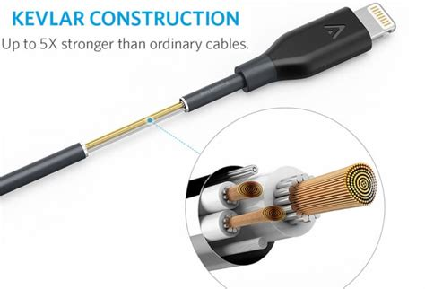 Anker Powerline Lightning anker powerline lightning cable feedsummit