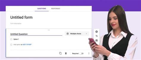 membuat kuesioner  google form mudah praktis