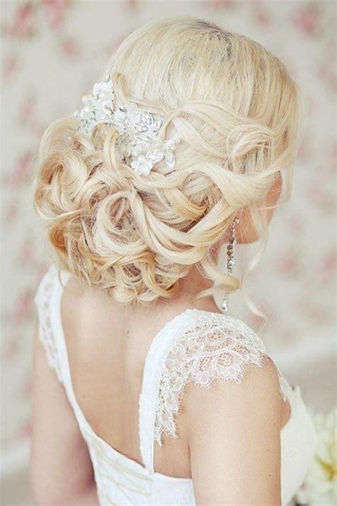 Vintage Wedding Updos by 30 Beautiful Vintage Wedding Updos Happywedd