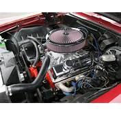 1969 Chevrolet Camaro SS With K&ampN Filter Kit
