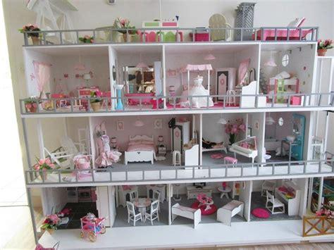 diy barbie house best 25 barbie house ideas on pinterest diy dollhouse