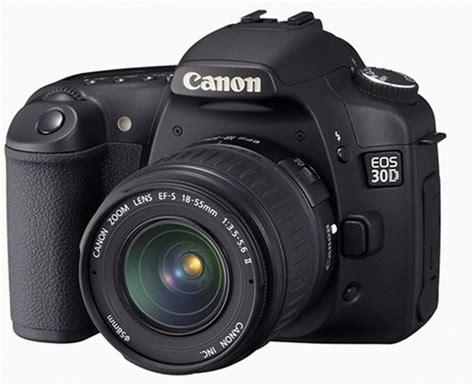 Kamera Digital Canon Eos 30d canon eos 30d 8 2mp digital slr kit with ef s 18