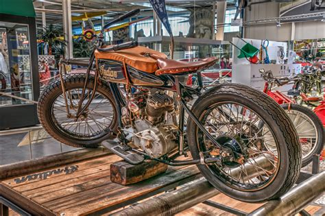 Anting India Er 87 indian steilwand motorrad bild foto eric mit c aus motorrad legenden fotografie