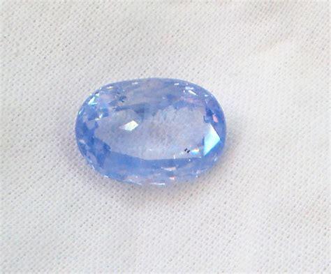Sapphire Blue blue sapphire 6 carats rudraksh guru