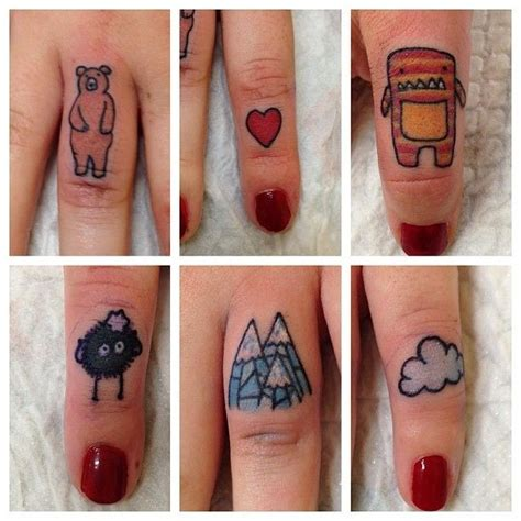 finger tattoo buzzfeed 23 knuckle tats that pack a serious punch punch mini