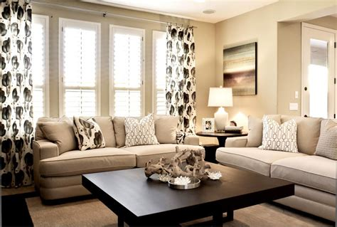 Neutral Living Room Color Schemes | classy living rooms in neutral colors