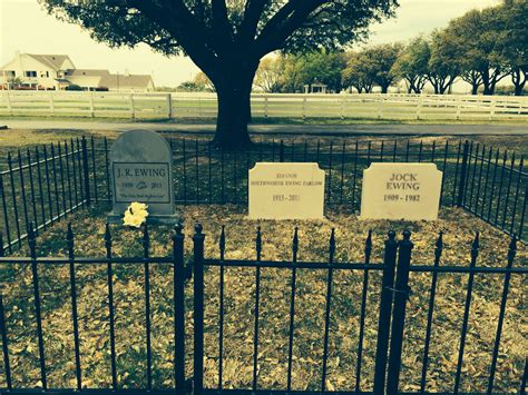 south fork ranch texas dallas southfork ranch cemetery dallas pinterest