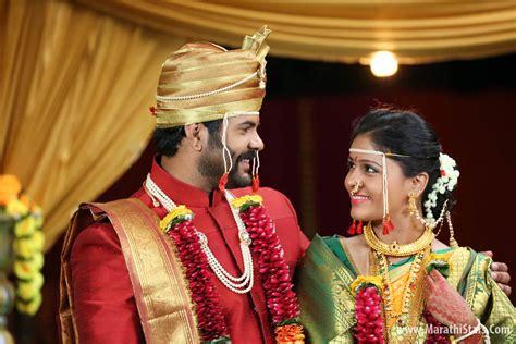bai commercial marriage actress tujyat jeev rangala marriage photos ranada anjali pathak