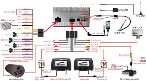 pioneer car stereo wiring diagram colors