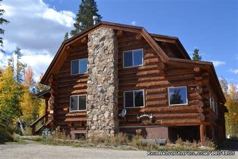 Cabin Rentals Colorado by Cozy Colorado Log Cabin For All Seasons Silverthorne
