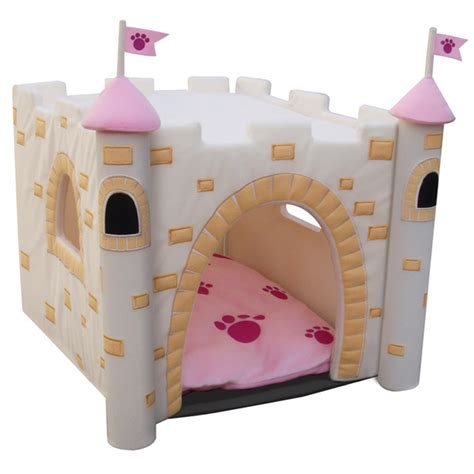dog house bed pink castle bed images