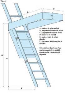 Pose Escalier Escamotable