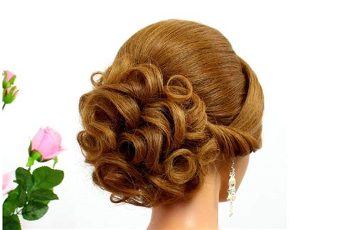 Wedding Hairstyles For Hair At Home by Wedding Hairstyles For Hair Hairstyles Inspiration