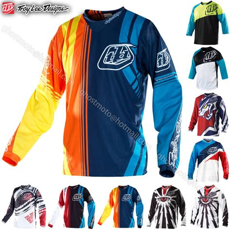 design jersey mtb 2013 troy lee designs tld gp air stinger motocross jersey