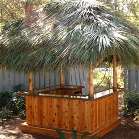 tiki huts for sale 8 x 8 custom cedar tiki bar tikikev