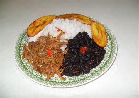 pabellon plato pabell 243 n criollo venezolano receta de carmenzamora cookpad