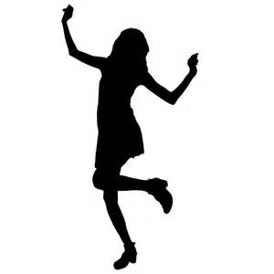 Dancer Outline by Outline Of Pictures To Pin On Pinsdaddy