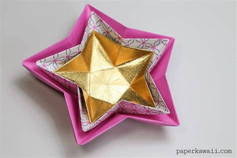 Simple Origami Bowl - origami bowl paper kawaii