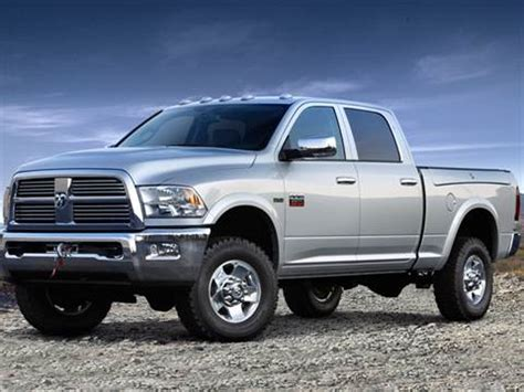 2012 ram 2500 crew cab | pricing, ratings & reviews