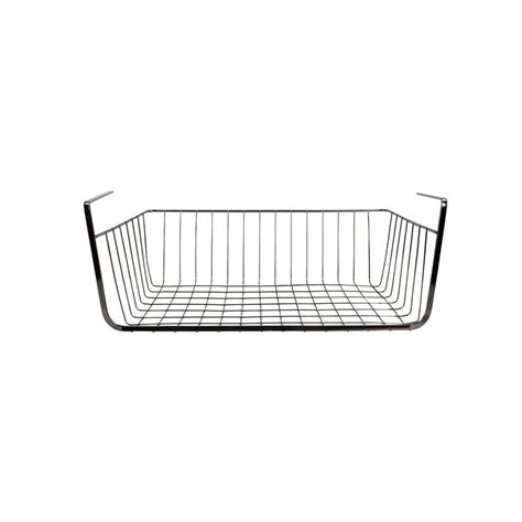 home basics large equinox shelf basket sb44518 the