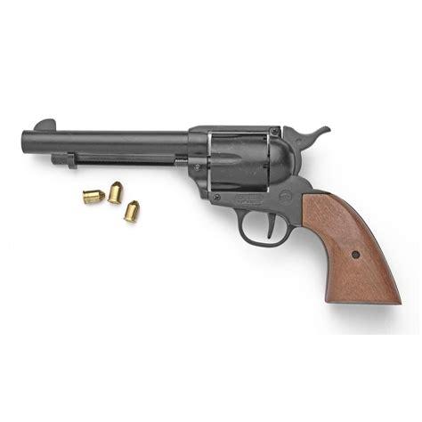 Army 45 Revolver Blank Firing blank firing 9 mm west revolver blued 188751