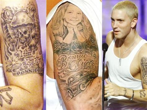eminem tattoos 1000 images about eminem tattoos on eminem