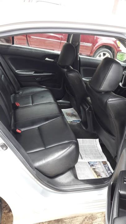 10 months used 2008 honda accord 4plugs leather seat 2m