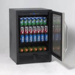 Glass Door Beverage Cooler Product Catalog Model Bca516ss Beverage Cooler With Glass Door