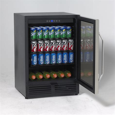 Glass Door Beverage Cooler by Product Catalog Model Bca516ss Beverage Cooler With