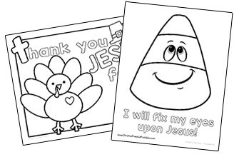 halloween coloring pages for sunday school religious halloween coloring pages festival collections