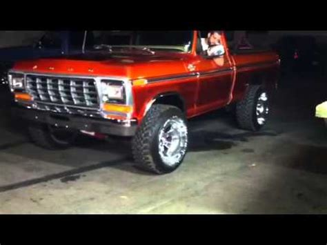 79 ford truck youtube