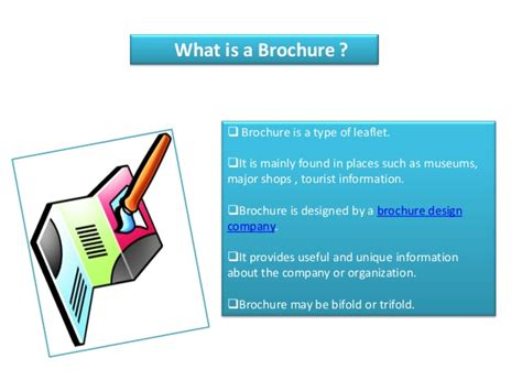 brochure layout guidelines guidelines to design brochure